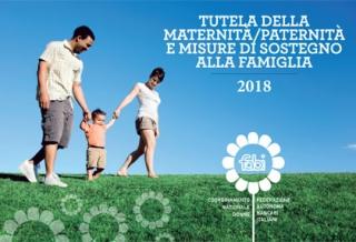 La tutela della maternità e della paternità. Edizione 2018