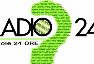 SILEONI AI MICROFONI DEL GR DI RADIO 24