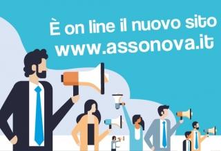 ONLINE IL NUOVO SITO WWW.ASSONOVA.IT