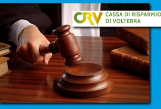 VITTORIA DELLA FABI CONTRO LA CASSA DI RISPARMIO DI VOLTERRA
