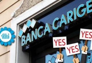 CARIGE: FABI, PREMIO DA 420 EURO E ACCORDO SU INQUADRAMENTI E PERCORSI PROFESSIONALI