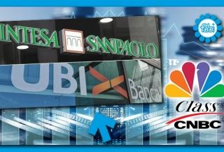 CLASS CNBC: FIRMATO NELLA NOTTE IL PRIMO ACCORDO CON INTESA PER L'INTEGRAZIONE DEI 15.000 DIPENDENTI UBI