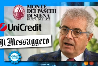 """""""COINVOLGERE I SINDACATI NELL'OPERAZIONE UNICREDIT-MPS"""""""