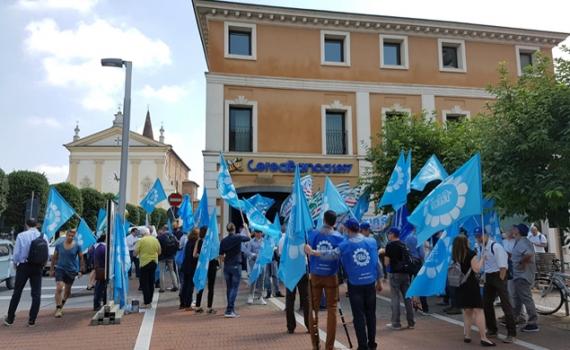 CEREABANCA, SCIOPERO RIUSCITO OLTRE IL 50% DI ADESIONI ALLA PROTESTA