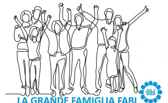 BUONE VACANZE DALLA GRANDE FAMIGLIA DELLA FABI