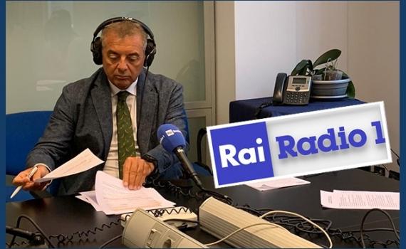 DALLA SEDE FABI IN DIRETTA SU RADIO RAI 1 I COMMENTI ALLE CONSIDERAZIONI FINALI DI VISCO