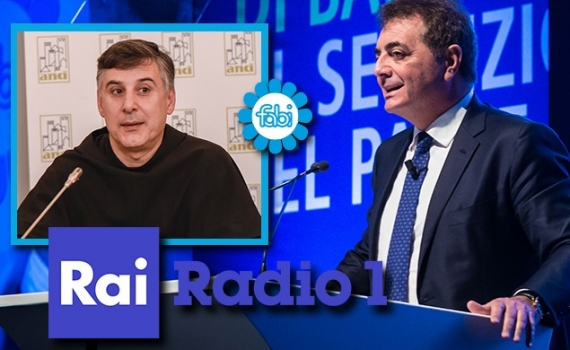 SILEONI INTERVISTATO A RADIO RAI UNO DA PADRE ENZO FORTUNATO