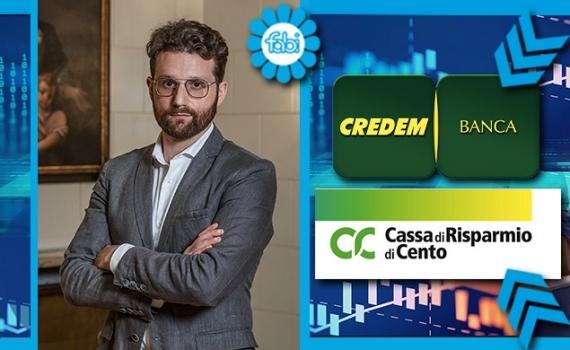 """""""VIGILEREMO SUL PERCORSO DI FUSIONE TRA CREDEM E CR CENTO"""""""