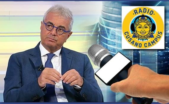 SILEONI A RADIO CUSANO: «PER MPS LO STATO DEVE FARSI CARICO DELLA PROPRIA PARTE»