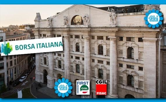 «RISTRUTTURAZIONI IN BORSA ITALIANA DA NEGOZIARE COI SINDACATI»
