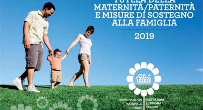 La tutela della maternità e della paternità. Edizione 2019