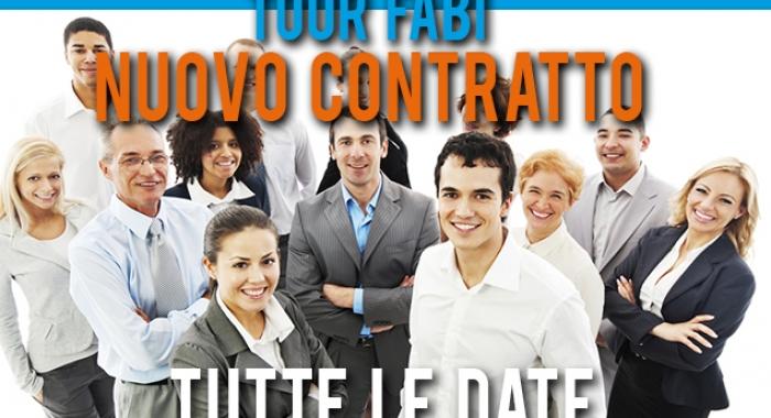 PARTE IL TOUR FABI SUL NUOVO CONTRATTO