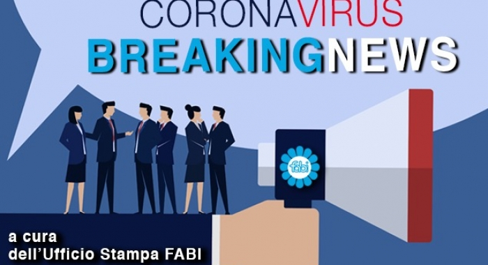 BREAKING NEWS CORONAVIRUS – ARCHIVIO   FABI – Federazione