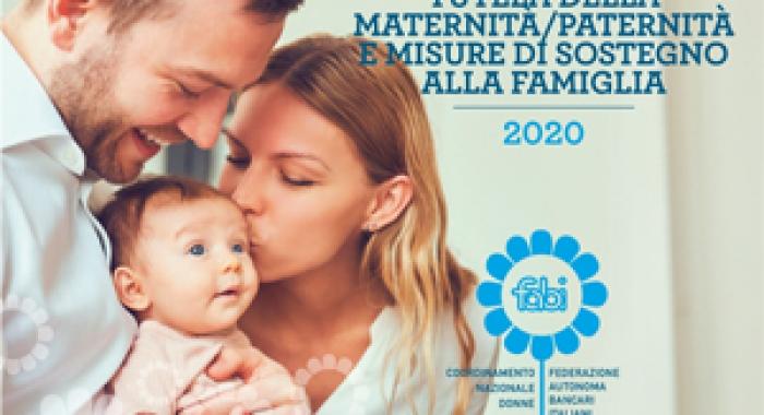 La tutela della maternità e della paternità. Edizione 2020