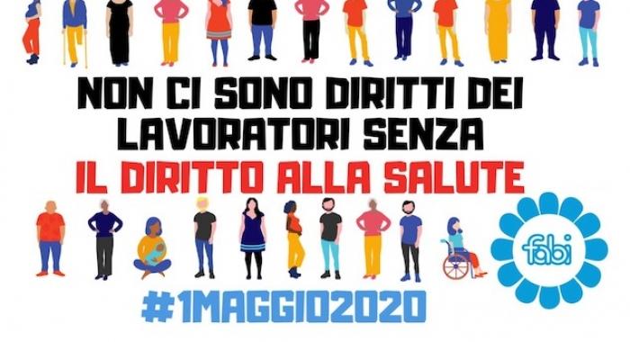 #1MAGGIO2020 CON LA FABI