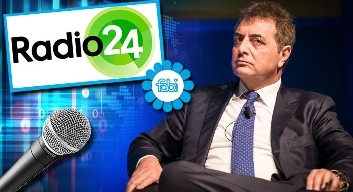 SILEONI IN DIRETTA A RADIO24: «GOVERNO FACCIA COME DRAGHI, WHATEVER IT TAKES PER LE AZIENDE»