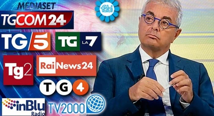 L'ALLARME FABI SUL TG5, TG2, TGCOM24, RAINEWS24, TG LA7, TG TV2000, TG4 E RADIO INBLU: A GIUGNO RISCHIO DEFAULT PER 2,7 MILIONI DI FAMIGLIE E IMPRESE