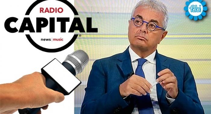 """SILEONI A RADIO CAPITAL: """"CON LA SCUSA DEI TASSI NEGATIVI, LE BANCHE SPINGONO LA VENDITA DI PRODOTTI FINANZIARI"""""""