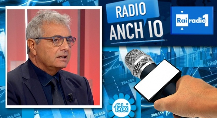 "SILEONI IN DIRETTA A RADIO RAI UNO: ""SE FALLISCE UNA BANCA C'È UNA CRISI SISTEMICA"""
