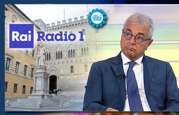 SILEONI AL GR1: «PER RESTARE AUTONOMA, MPS HA BISOGNO DI UN ALTRO AUMENTO DI CAPITALE»